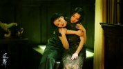 Lee Bing-Bing embraces Zhou Xun
